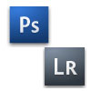 Photoshop & Lightroom Logos